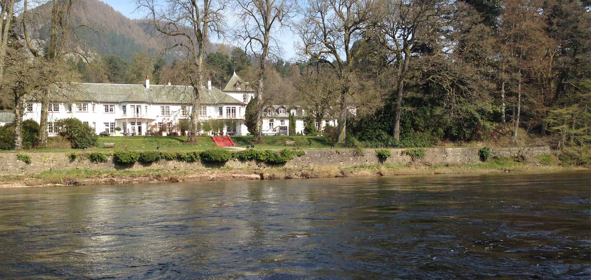 5 Star Hotel On River Tay