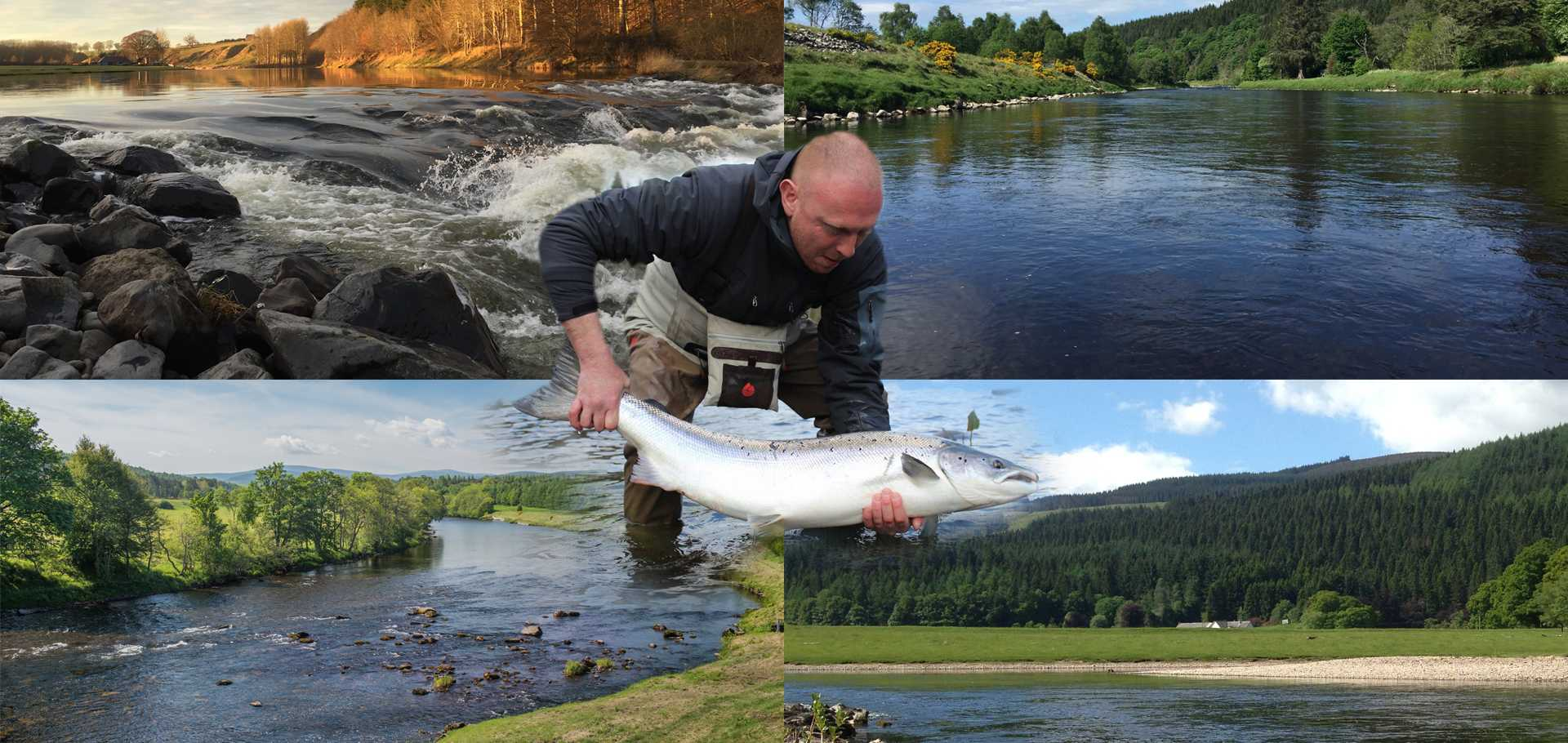 SCOTTISH  SALMON FISHING CHALLENGE