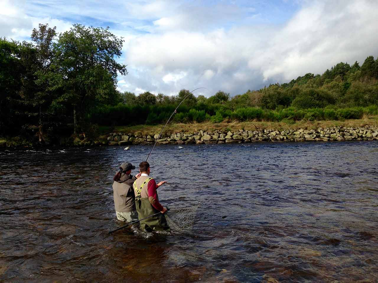 river spey salmon