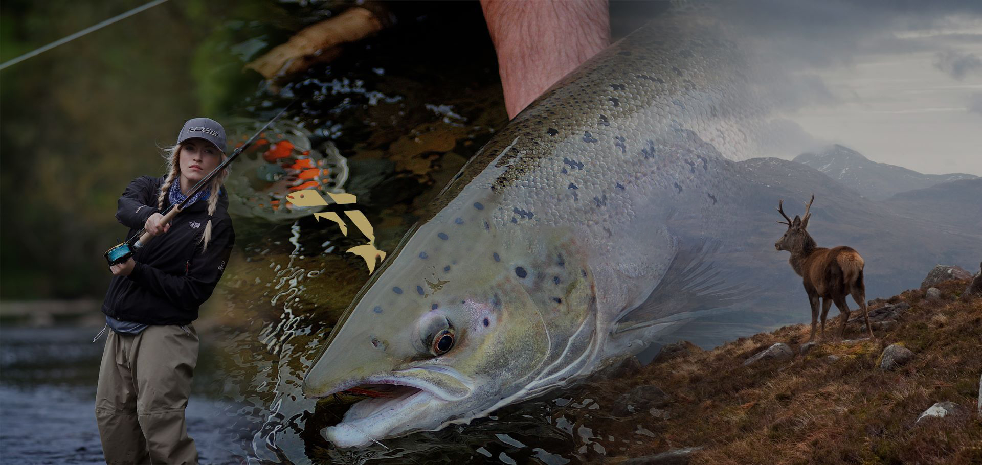 Salmon Fishing Holidays Scotland Gift Voucher