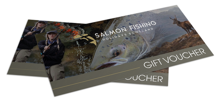 Salmon Fishing Holidays Scotland Gift Vouchers